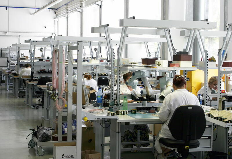 В Азербайджане увеличилось производство электрооборудования