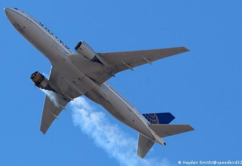 В США и Нидерландах обломки самолетов упали на жилые районы