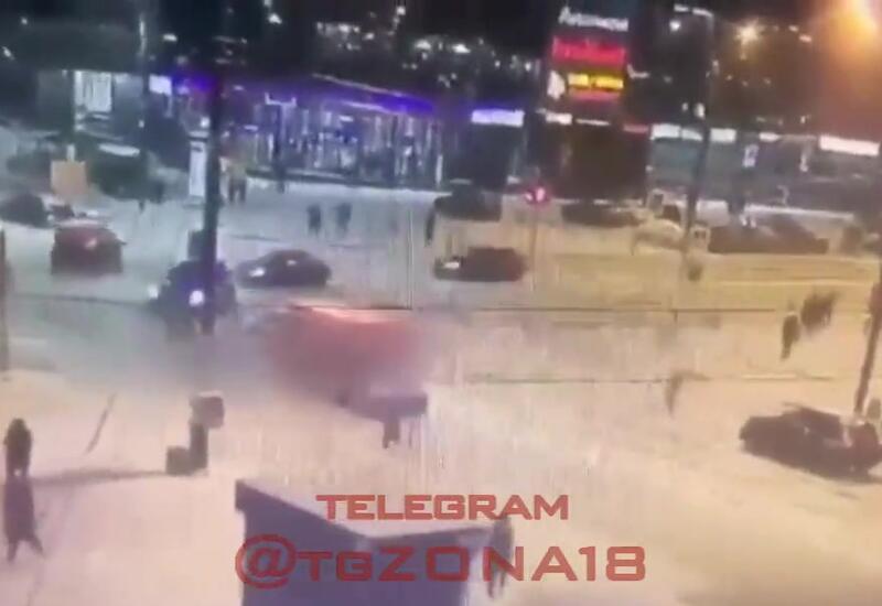 В России водитель Porsche сбил человека и выстрелил в него четыре раза