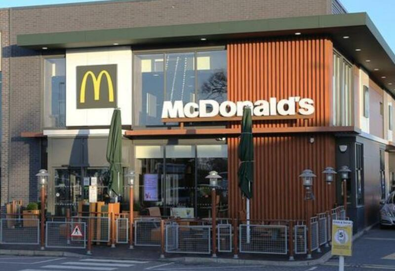 Дедушка заплатил за обед внука в McDonald's более £2,000