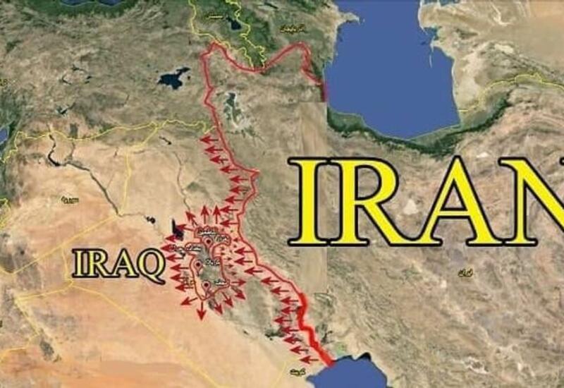 Иран закрыл границу с Ираком
