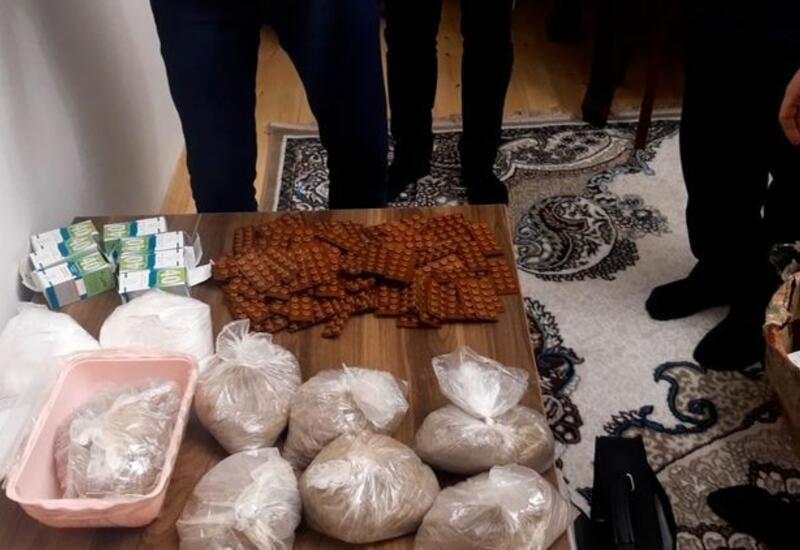 Из оборота изъято более 22 кг наркотиков