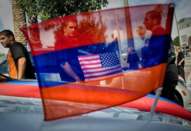Армяне пытаются перенести Сирию на Южный Кавказ