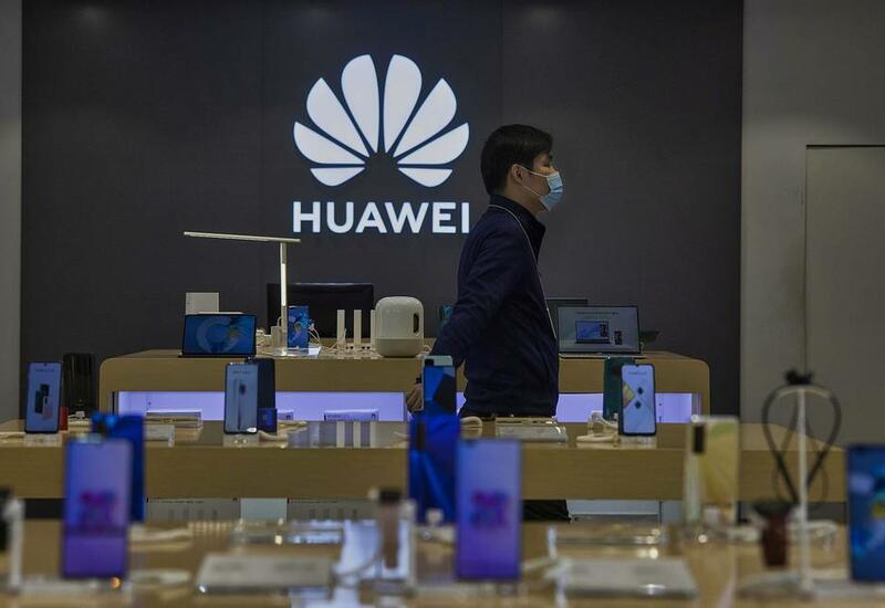 Huawei представила смартфон с гибким дисплеем