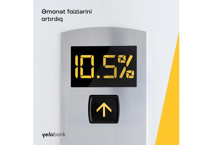 + 1% на все депозиты от Yelo Bank (R)