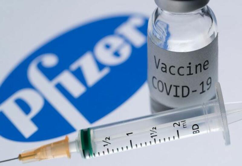 Грузия получила первую партию вакцины Pfizer