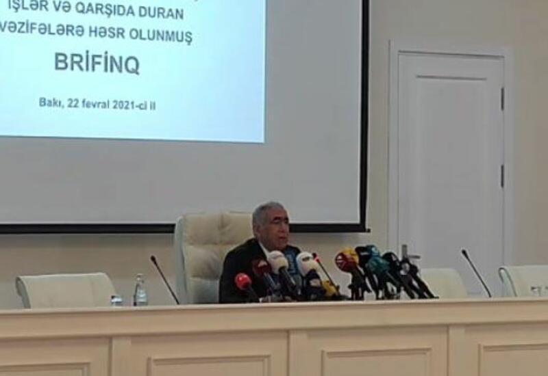В Госагентстве автодорог Азербайджана прошло отчетное заседание