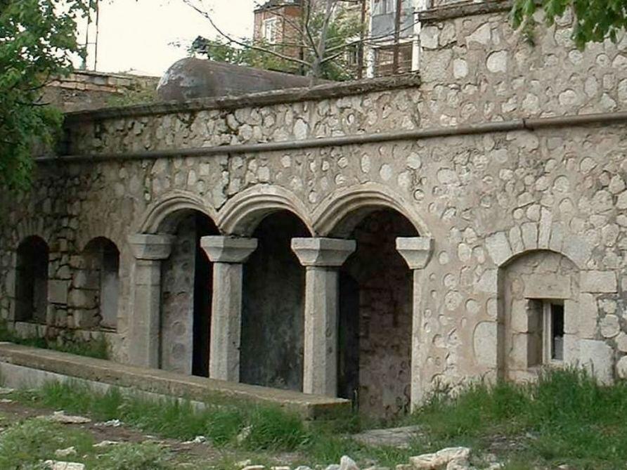 О старинных банях Шуши