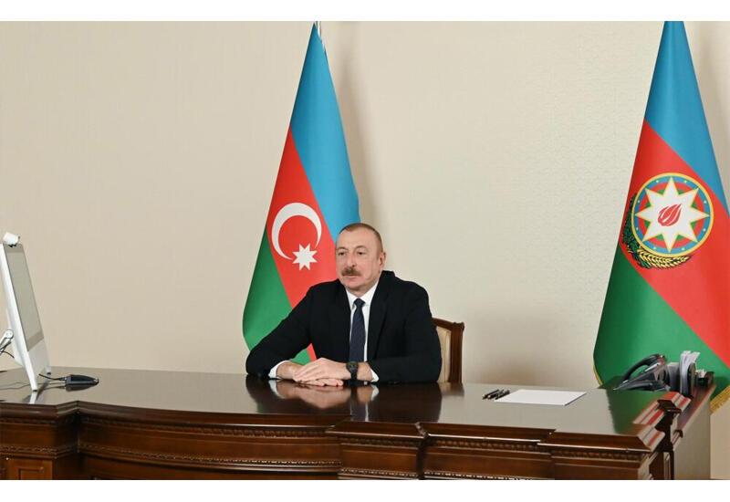 Prezident İlham Əliyev: Azərbaycan öz öhdəliklərinə sadiqdir