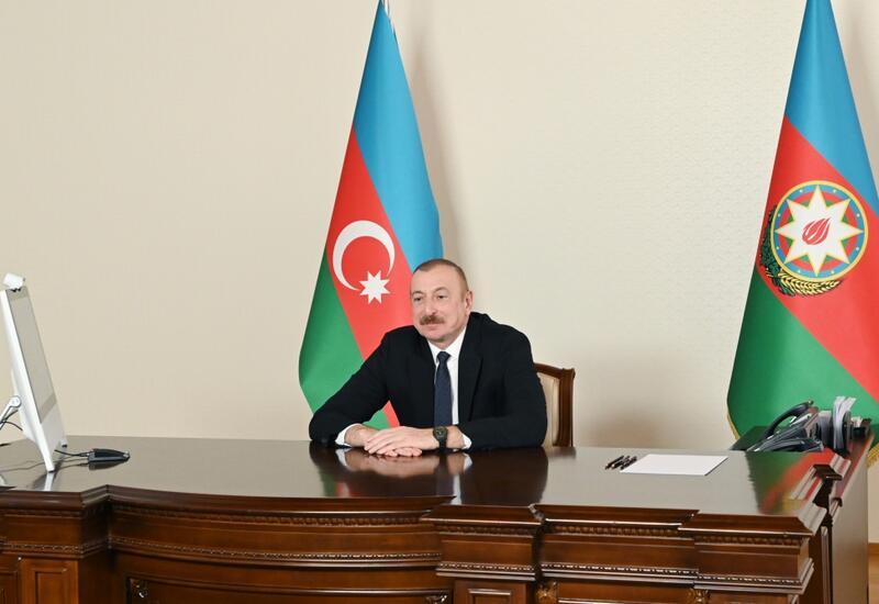 Президент Ильхам Алиев: Нагорно-карабахский конфликт завершился, он уже стал частью истории
