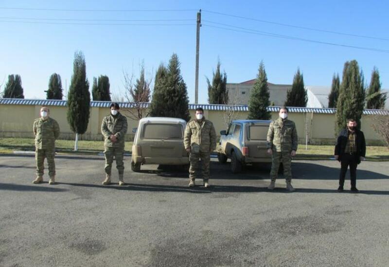 Задержаны 5 человек, пытавшихся проникнуть на освобожденные от оккупации территории