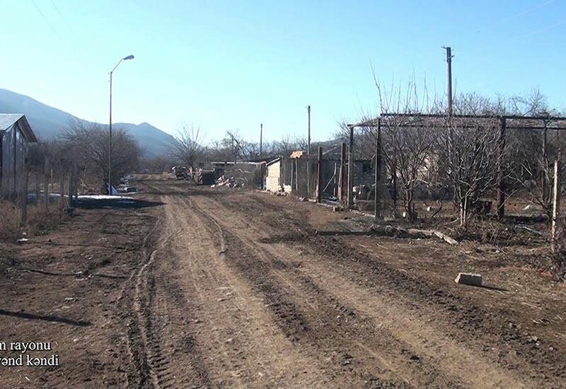 Село Сырхавенд Агдамского района