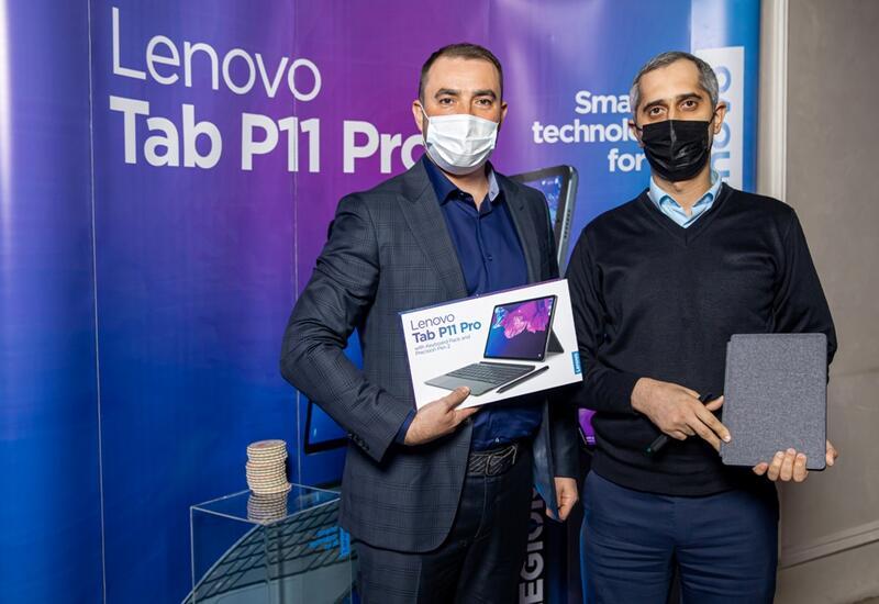 Lenovo Tab P11 Pro - больше, чем планшет для развлечений!