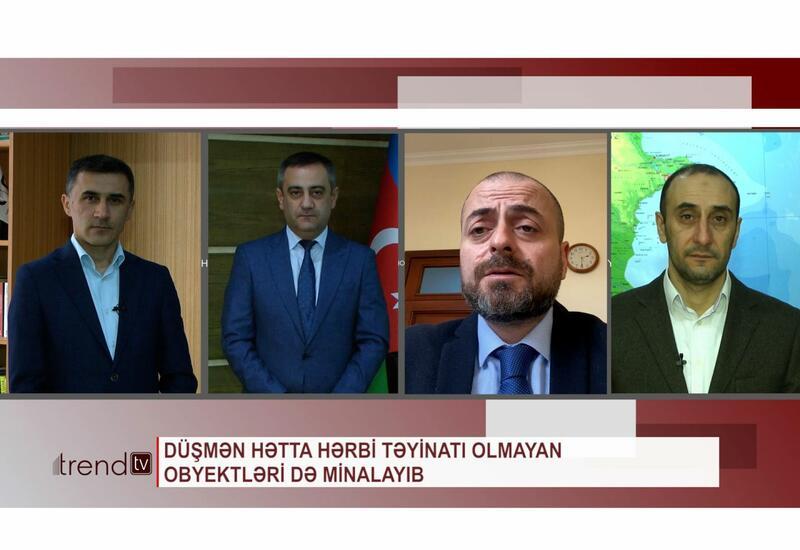 Оккупанты расставили в Карабахе невообразимые ловушки