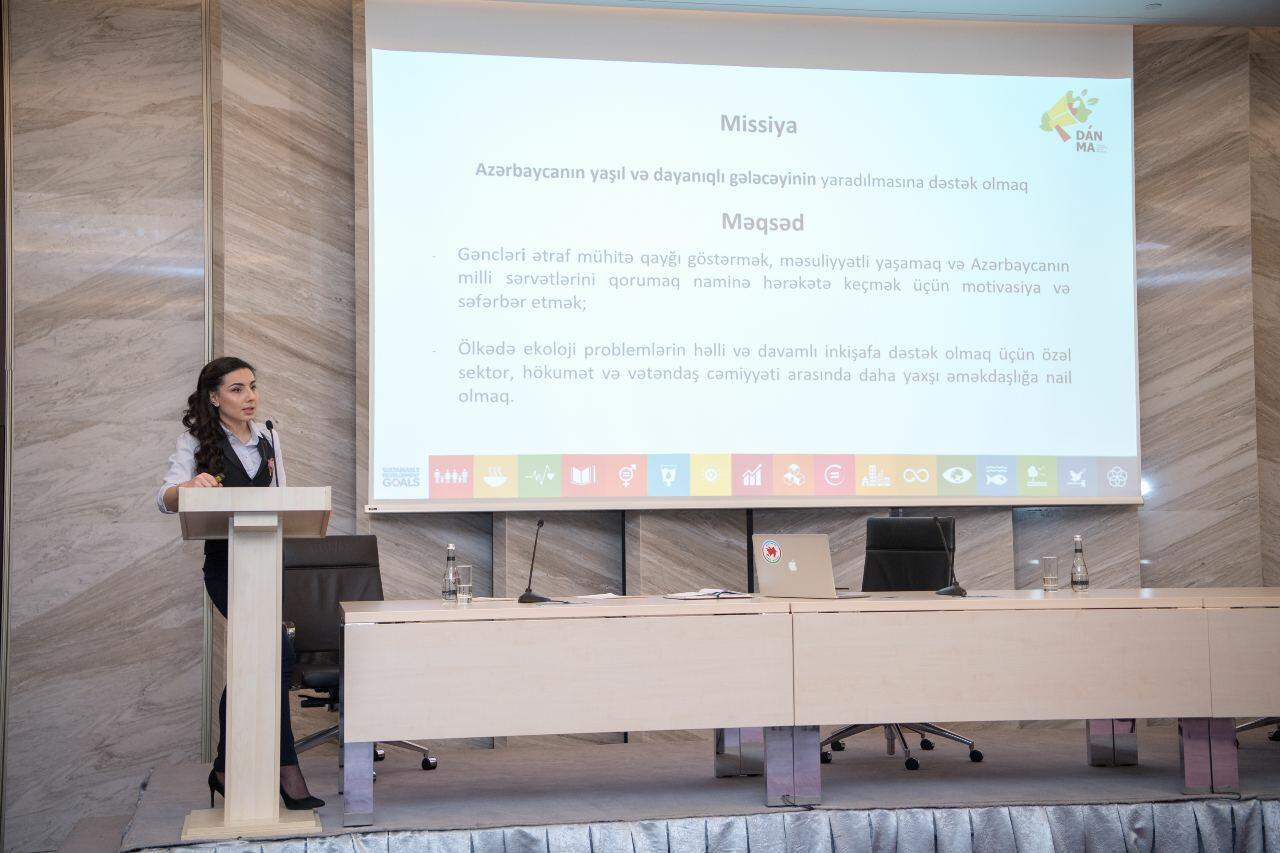 В Азербайджане учрежден экологический альянс