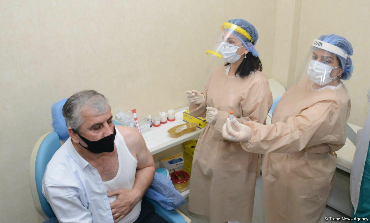 Азербайджан среди тех стран, которые первыми начали массово применять вакцину