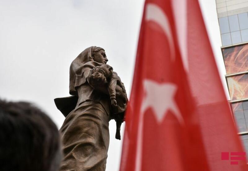 В США показали телепередачу, посвященную Ходжалинскому геноциду