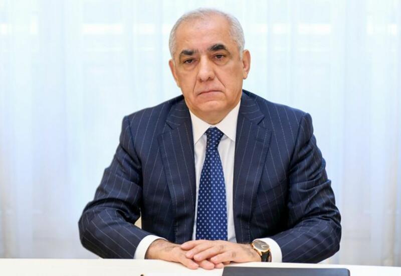 Премьер-министр Азербайджана поздравил грузинского коллегу