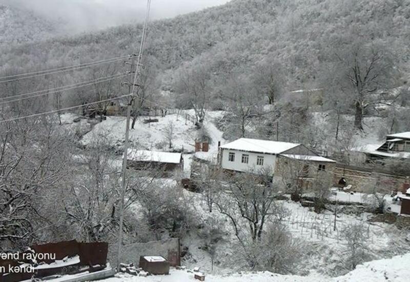 Село Агдам Ходжавендского района