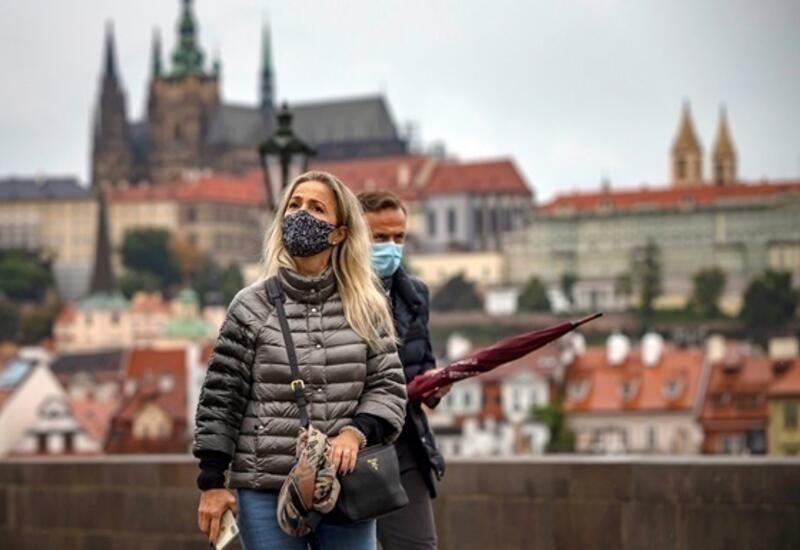 В Чехии рекордные показатели заболеваемости коронавирусом