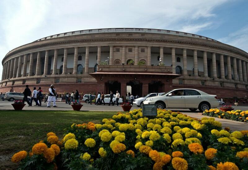 В Индии угрожают взять в осаду парламент