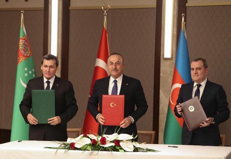 Баку, Анкара и Ашхабад очерчивают новые рамки Шелкового пути