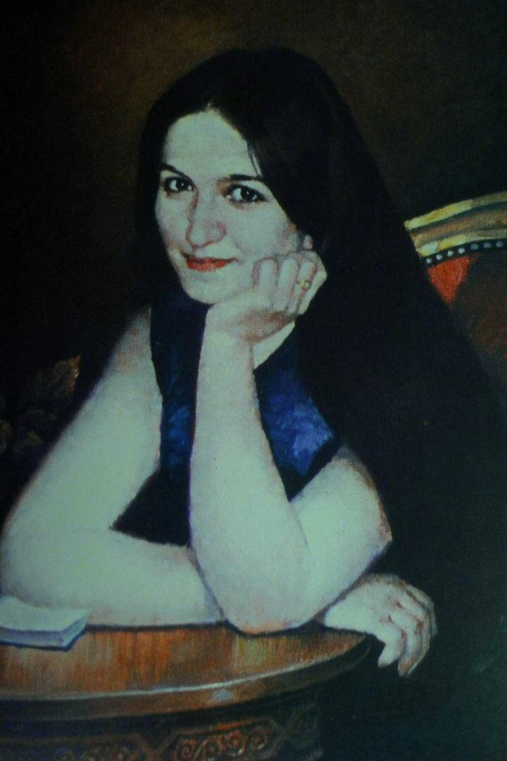 Исполнилось 100 лет со дня рождения народного художника Огтая Садыхзаде