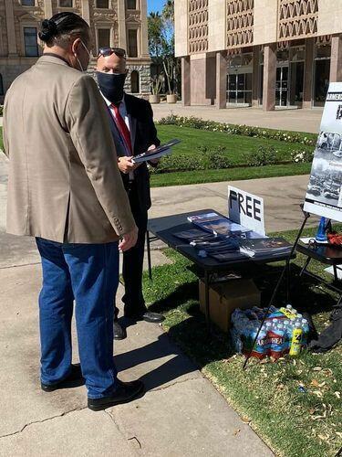 В США организована выставка об армянском терроре