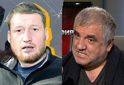 Любимец армян Семен Пегов подскуливает своему хозяину Габрелянову
