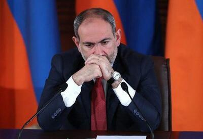 На встрече в Москве Пашинян показал, что является вассалом - ВИДЕО