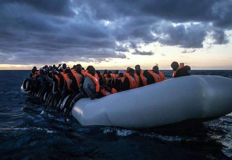 Мигранты: новая трагедия на Средиземноморье