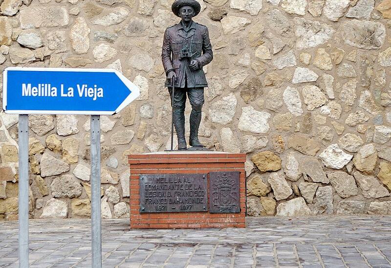 В Испании снесли последнюю статую Франко