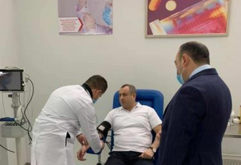 Вакцинация депутатов против COVID-19 продолжается
