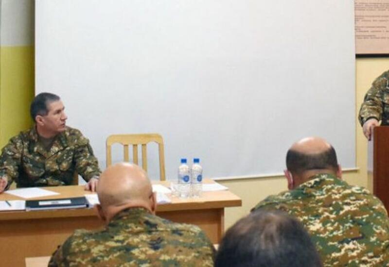 Генштаб ВС Армении выступил со вторым заявлением