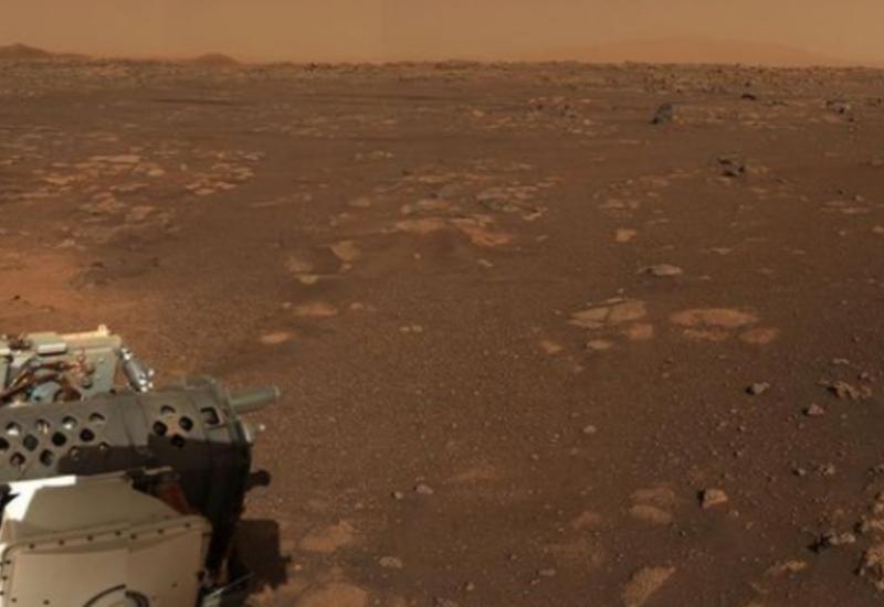 NASA показало новые кадры с Марса