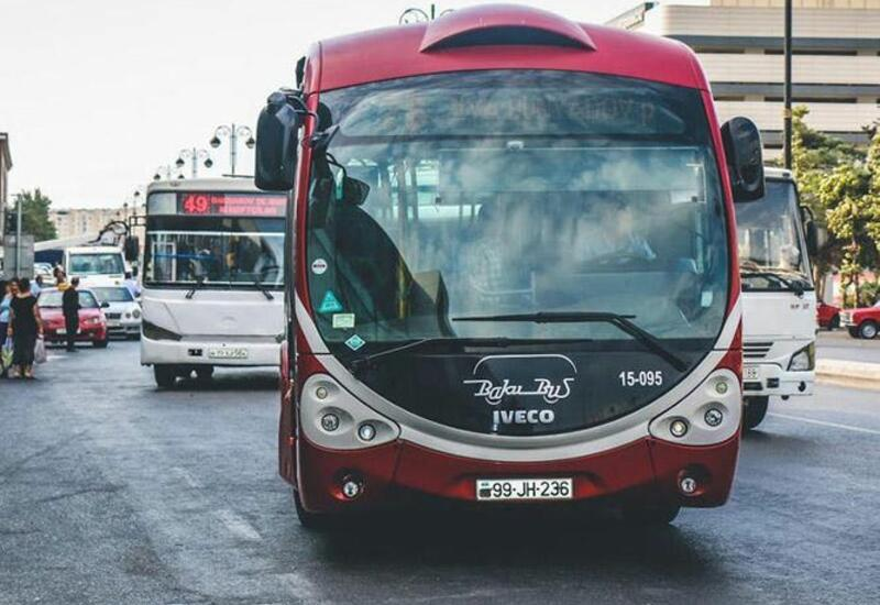 В Баку открывается новый автобусный маршрут