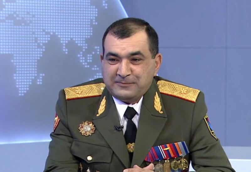 Уволен замглавы генштаба Армении