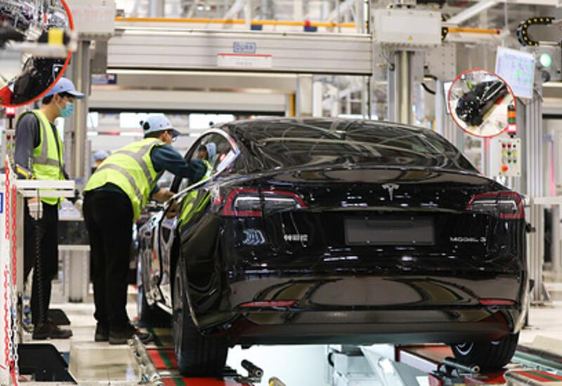 Tesla остановила выпуск самого популярного электрокара