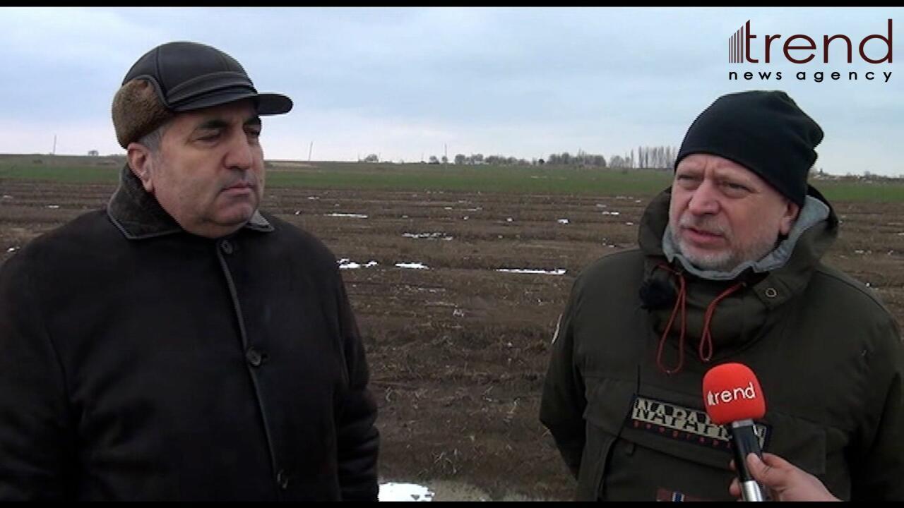 Российские журналисты в ужасе от увиденного в Агдаме