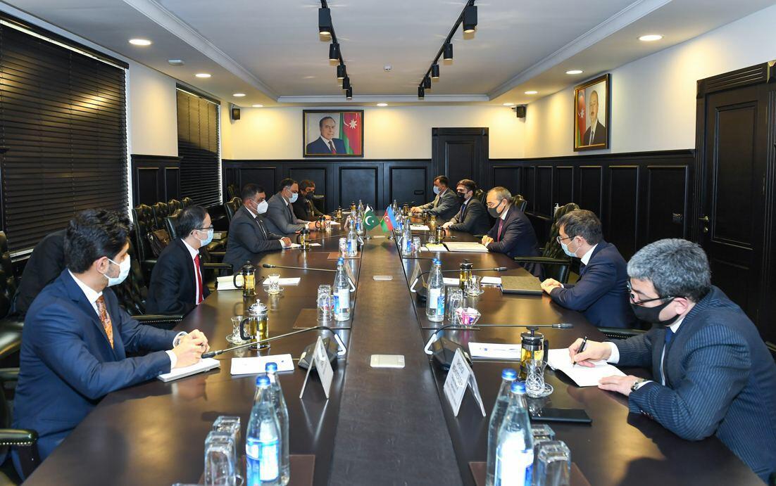 Пакистанские компании будут задействованы в восстановлении Карабаха