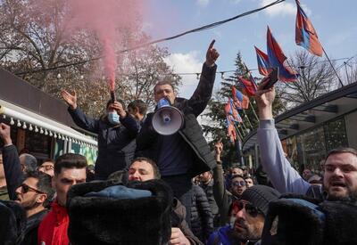 Гегель и Армения: от трагедии к фарсу и обратно - ТЕМА ДНЯ от Акпера Гасанова