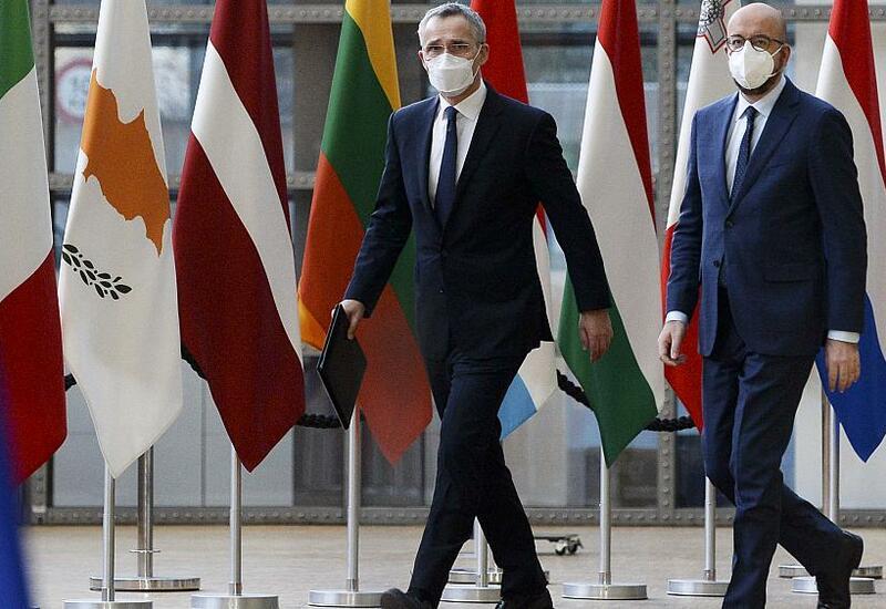 ЕС и НАТО укрепляют сотрудничество