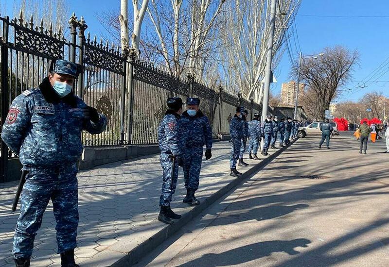 Начальник Генштаба Армении не подавал заявления об отставке
