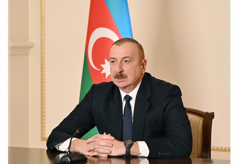 Президент Ильхам Алиев: Де-факто заявление от 10 ноября - это по существу и есть мирный договор