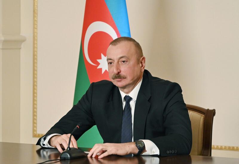 Президент Ильхам Алиев: Для нас первый этап – это возвращение наших граждан на освобожденные земли