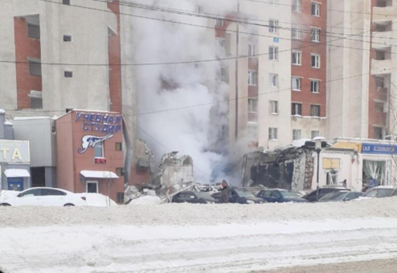 Взрыв прогремел в суши-ресторане в Нижнем Новгороде