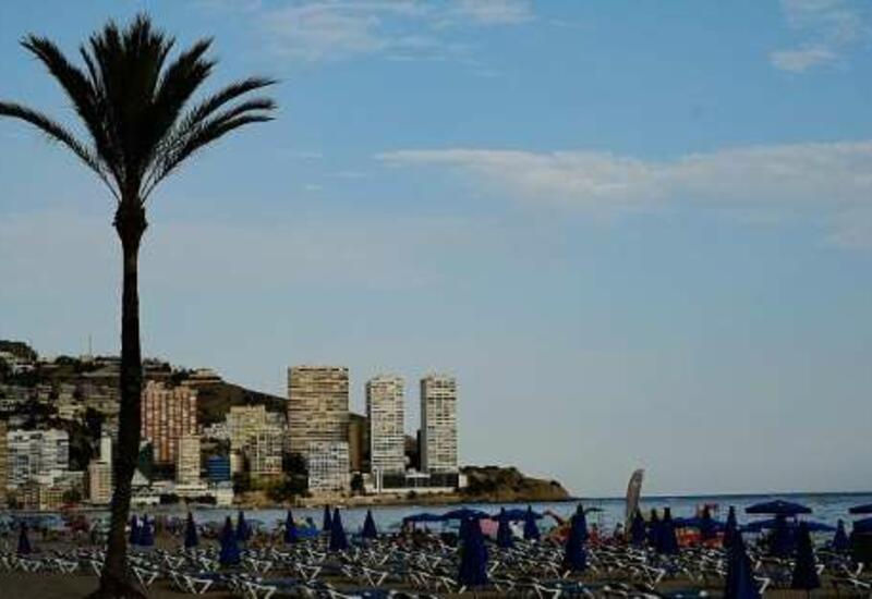 В Испании ждут британских туристов