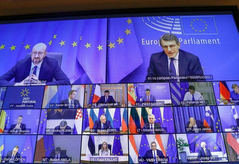 Саммит ЕС: вакцины и сертификаты вакцинации