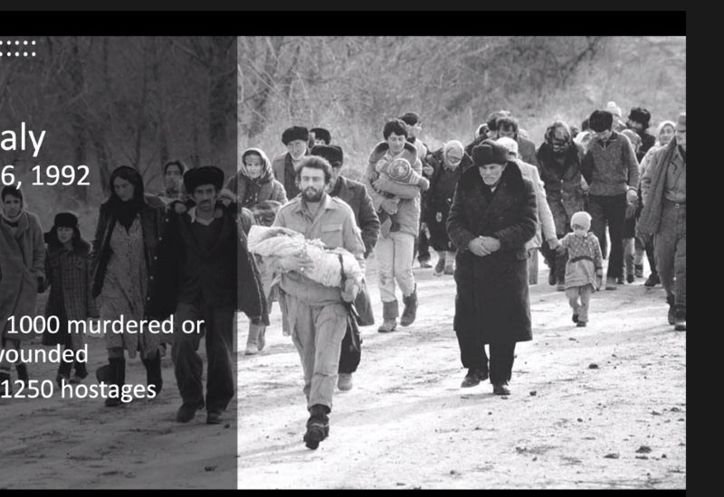 Свидетели Ходжалинского геноцида впервые рассказывают о трагедии из Карабаха