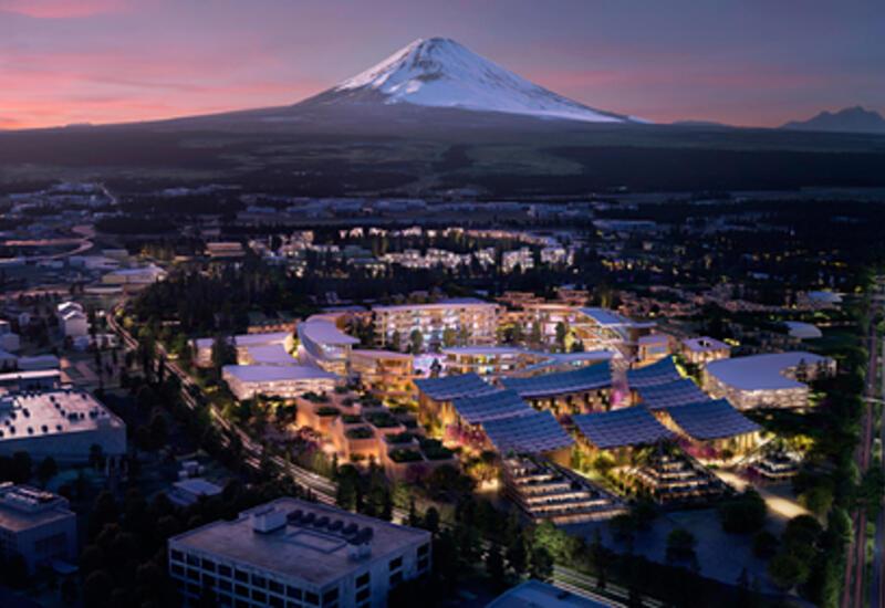 Toyota начала строить город будущего в Японии